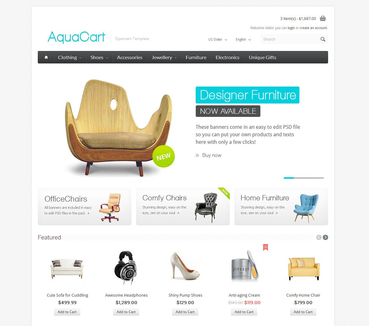 Blue Owl Creative - Portfolio, web design and development